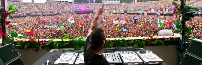 steve angello tomorrowland