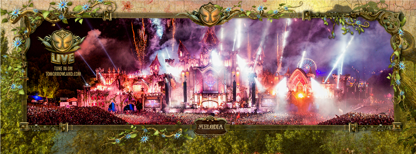 tomorrowland mainstage 2015