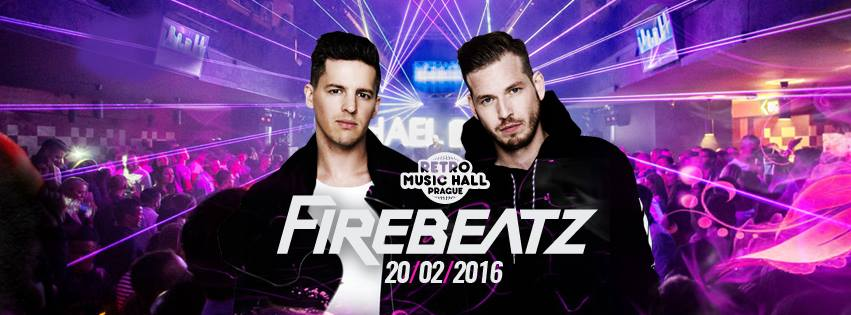 Firebeatz rozbouraj retro music hall for Retro house music
