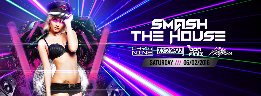 Smash the house warm up v retro music hall for Retro house music