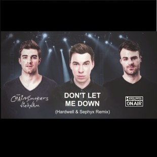"The Chainsmokers ""Don't Let Me Down"" v remixu od Hardwella!"