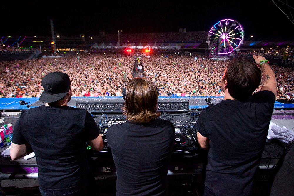 Vrátí se Swedish House Mafia na Ultra v Miami?