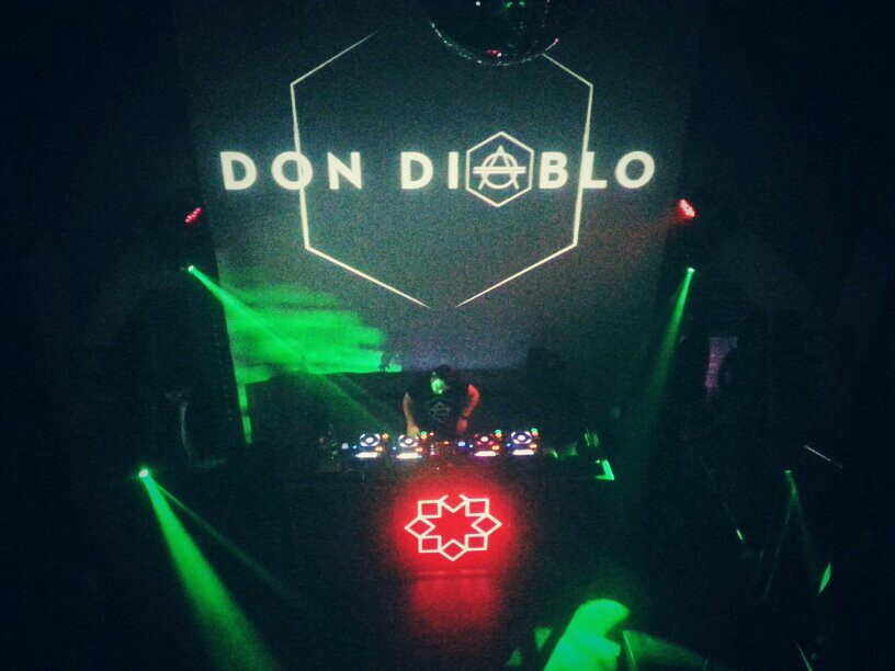 Don Diablo a jeho novinka Back To Life.
