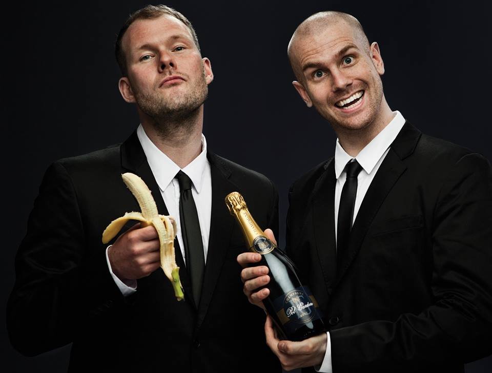 Video: Dada Life: The Voyage HD video set.