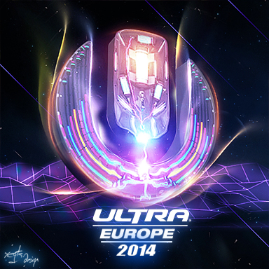 Sety z Ultra Europe 2014.