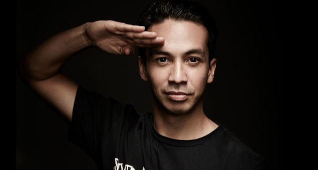 Laidback Luke hostem Tiëstova podcastu.
