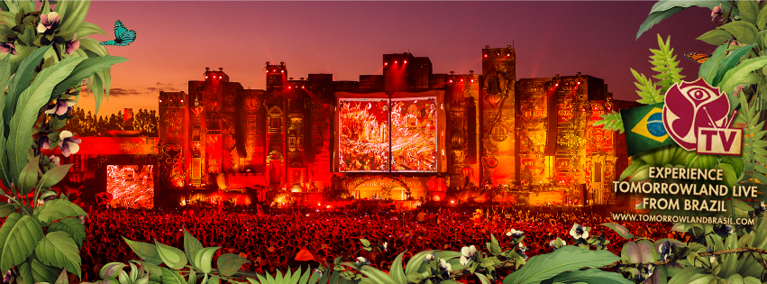 Aftermovie z brazilského Tomorrowlandu.