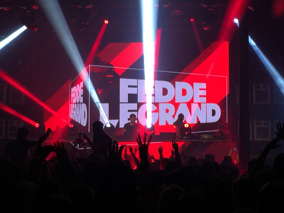 Fedde Le Grand a jeho aftermovie z klubu SaSaZu!