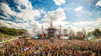 Report z Tomorrowlandu od TiGiho.