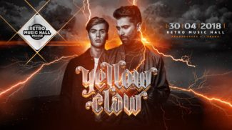 Yellow Claw vystoupí v Retro Music Hall.