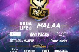 Jarní Gravity Festival odhaluje kompletní line-up.