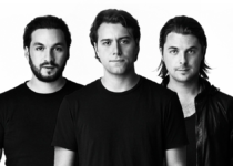 Steve Angello potvrdil Swedish House Mafia na Ultra Mexico.