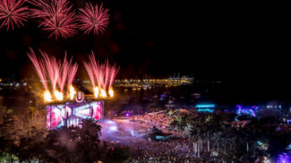 Report z Ultra Music Festivalu v Miami.