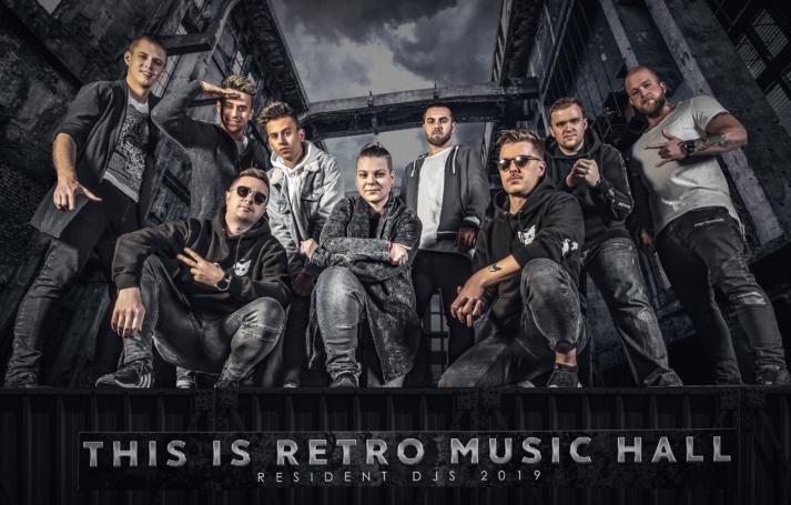 Retro Music Hall oznamuje reopening a rezidentní DJe pro rok 2019.