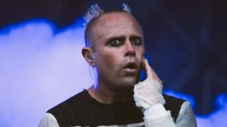 Umřel Keith Flint ze skupiny The Prodigy.