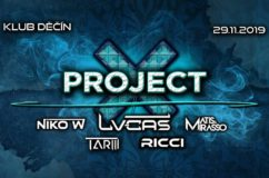 Project X míří do DĚČÍNA!
